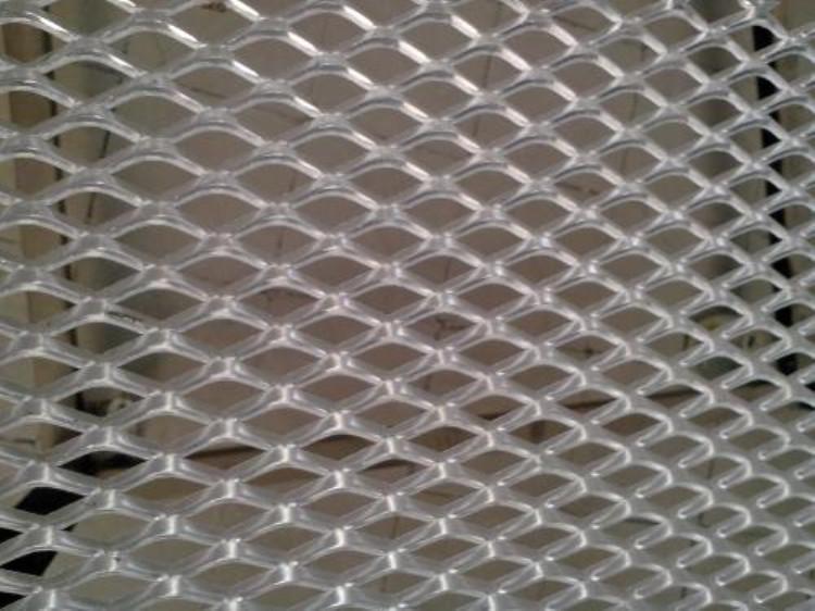 Aluminum plate tensile screen