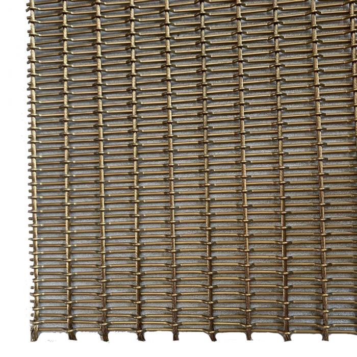 Copper-alloy-braided-woven-decorative-mesh