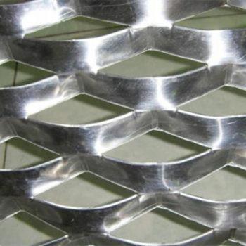 Expanded Metal Building Exterior Facade Supplier
