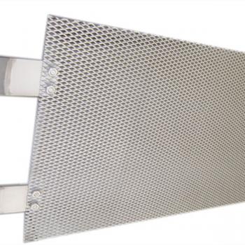 Extended Platinum Clad Niobium Mesh