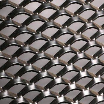 Expanded Diamond Metal Mesh Grating Lath