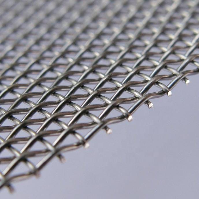 Pre-Crimped wire mesh manufacturer