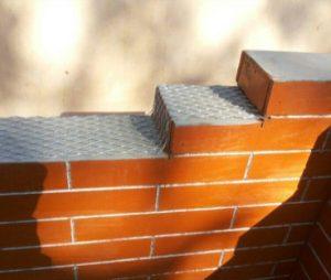 Block masonry wire mesh